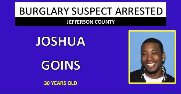 Joshua Goins Arrested.JPG