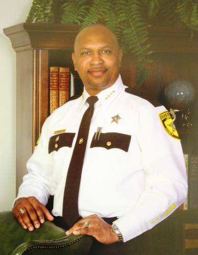 Photo of Sheriff Gerald  Robinson